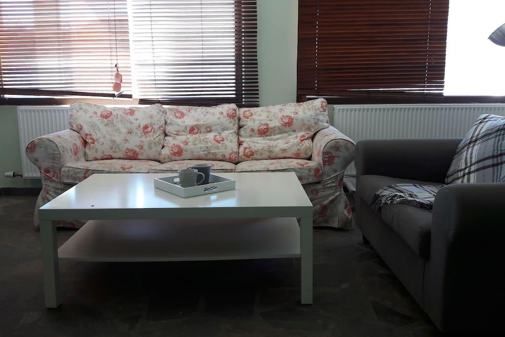 Σαλόνι  Living room