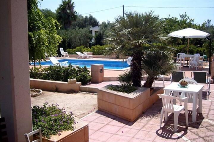 Villa Enrica - Villaggio Resta - บ้าน