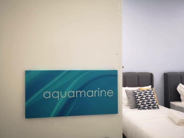 Heily Guest House Tanjung Bungah | Aquamarine