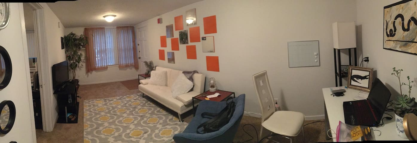 Gameday Apartment