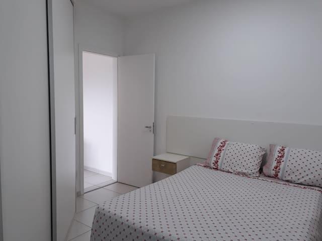 Apartamento Plus suite bem localizado, prox a USP