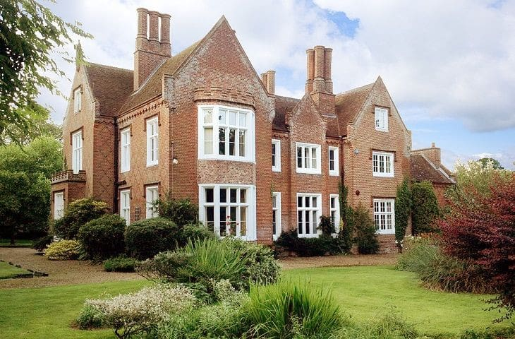 The Old Rectory and Coach House - North Tuddenham - Casa