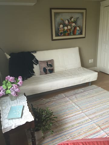 Room and living near beach in Shédiac, NB - Shediac