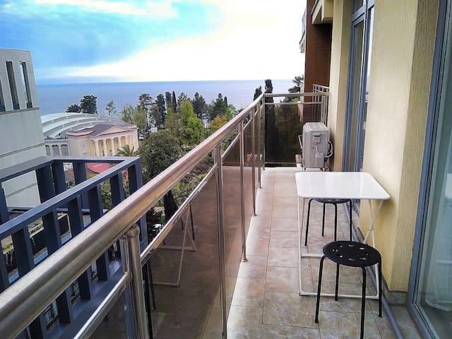 МаринаПарк апартаменты
