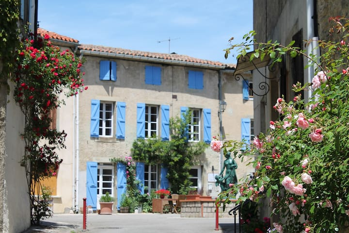 Gite 3 chambres, Chalabre