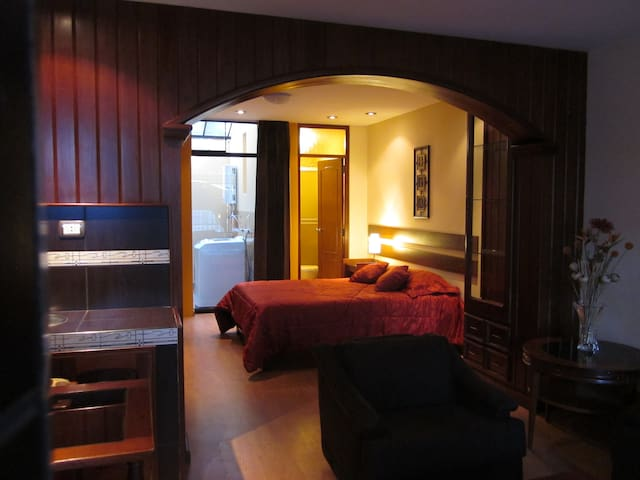 BEAUTIFUL DEPARTMENT FOR COUPLES IN AREQUIPA