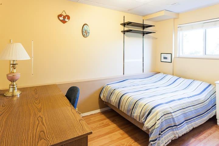 Cozy  Garden Suite in North Delta