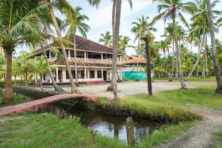 Michael's Island - Lake View - Kochi - Rumah