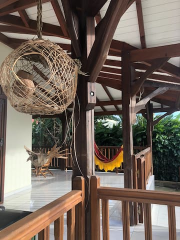 Villa Grenadine, 140 m2