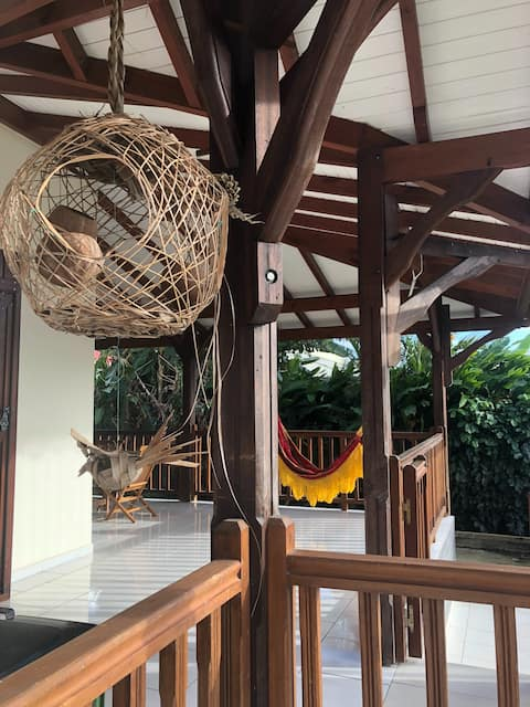 Villa Grenadine, 140 m2, JACUZZI