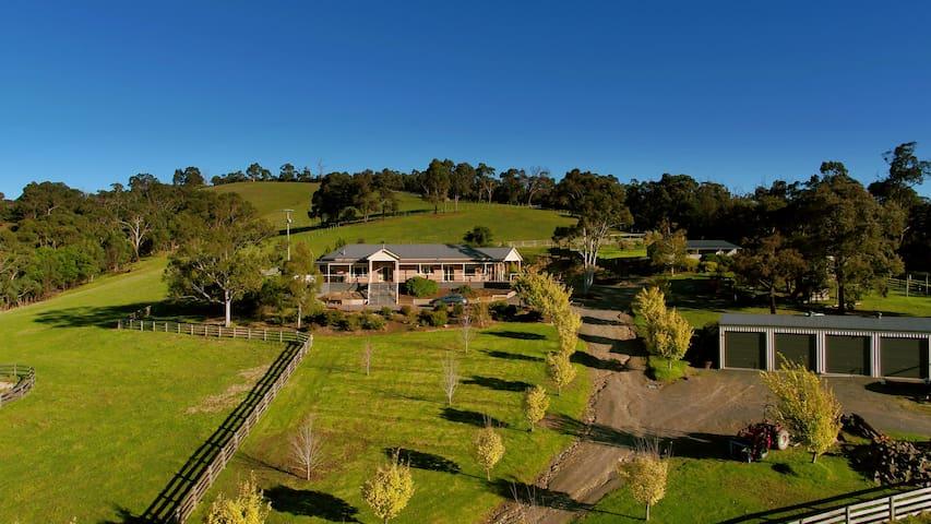 Milrym Park is a 40 acre 5 bedroom unique property