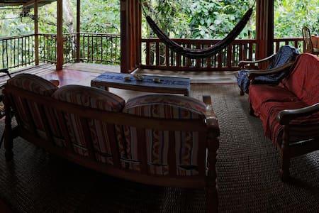Experience an original jungle trip