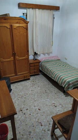 Room in Puerto Real Downtown