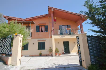 Green apartment in Monreale :-) - Monreale - Apartmen