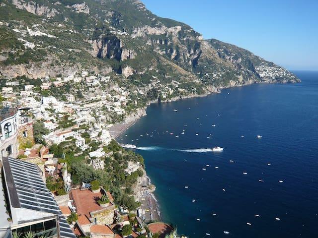 Low cost rooms on Amalfi Coast - Vietri sul Mare - Villa