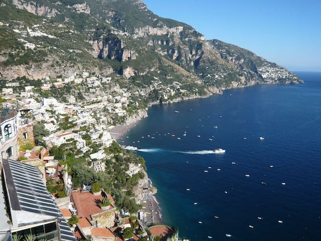 Low cost rooms on Amalfi Coast - Vietri sul Mare - วิลล่า