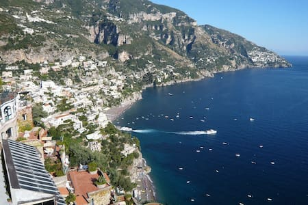 Low cost rooms on Amalfi Coast - Vietri sul Mare - Villa