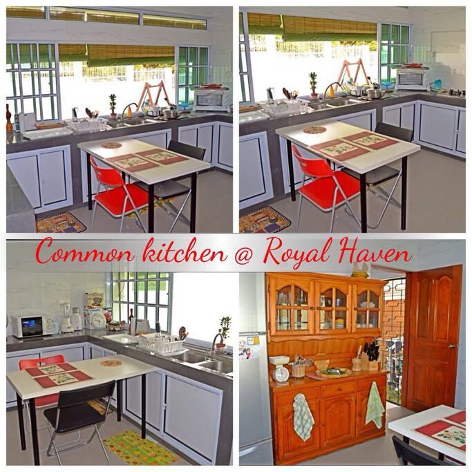 Enjoy full use of gourmet kitchen!