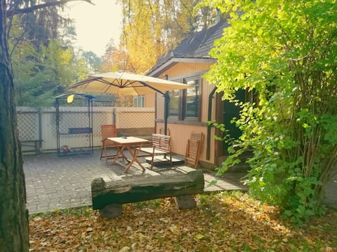 GUEST HOUSE - BUNGALOW ON A FOREST PLOT!