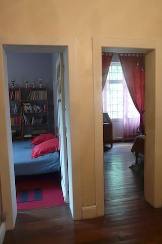 3 chambres au 2ème étage +1 au 1er - Mazingarbe - Talo