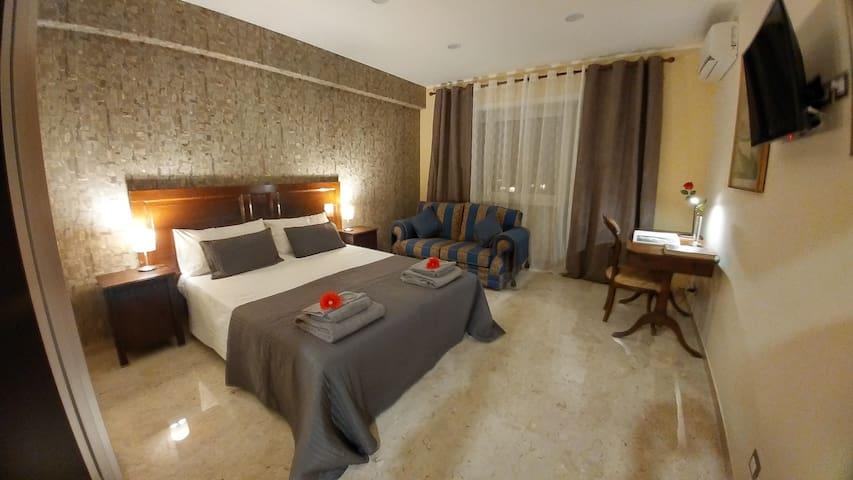 Vatican69 stanza con bagno privato e 3 posti letto - Stanza bagno privato roma ...