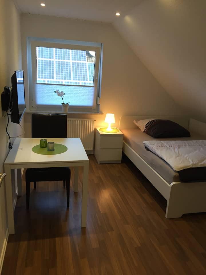 Moderne und charmante Wohnung