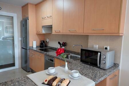 Apartamento, Primera Línea de Playa Isla Cristina