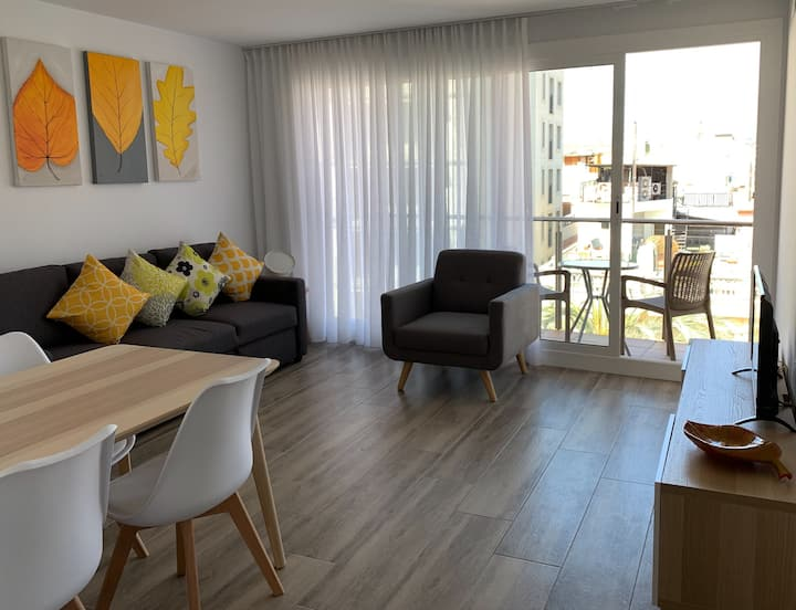 Apartment in the center of Lloret de Mar