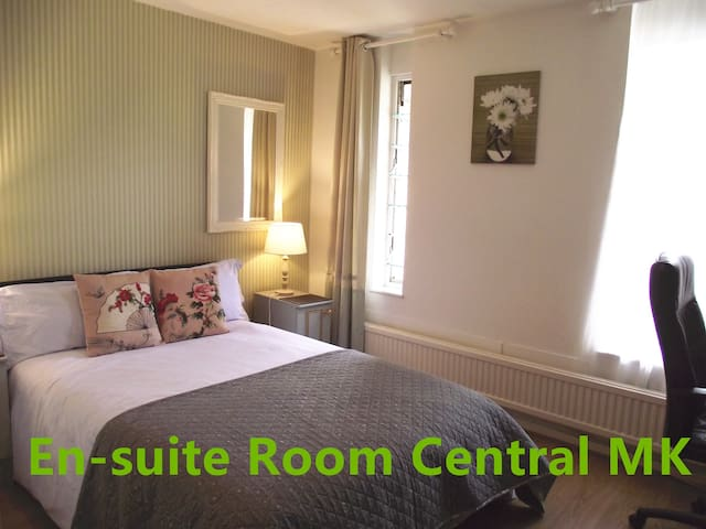 En-suite Spring Room Central MK