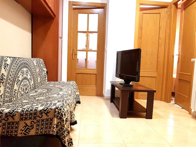 Acogedor apartamento en Plaza de España