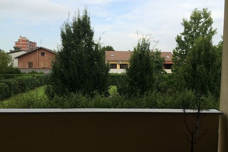 Single room, close to Rho Fiera MI. - Novate Milanese - Byt
