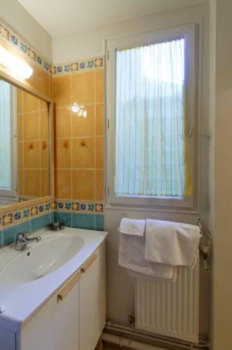 Chambre d 39 h te tr s calme salle de bain privative for Chambre d hote ile maurice