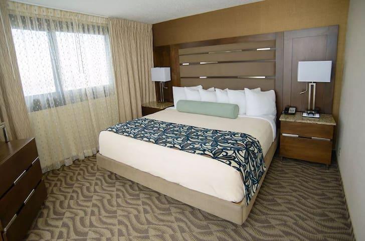 Atlantic City getaway!
