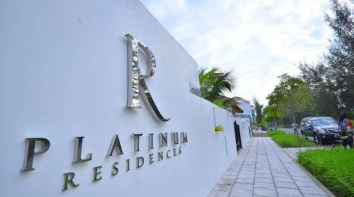 Platinum Residence Hulhumale
