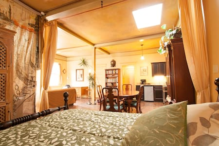 Grand and Cozy 1920's SF Studio - San Francisco - Daire