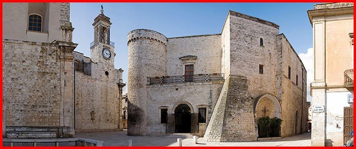 Bari, Metropolitan City of Bari, Italy - Bitritto - Apartment