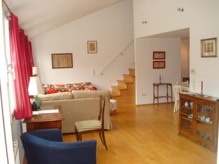 Loft Apartment in zentraler Lage