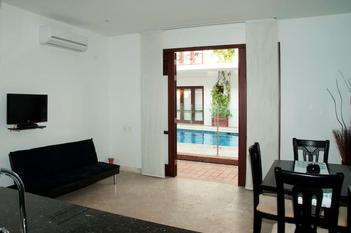 Wonderful 1 Bedroom in the Old City - Cartagena - Apartamento
