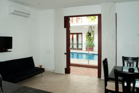 Wonderful 1 Bedroom in the Old City - Cartagena - Apartment