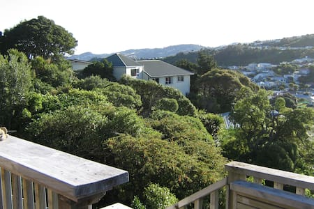 Wellington house in heart of film industry