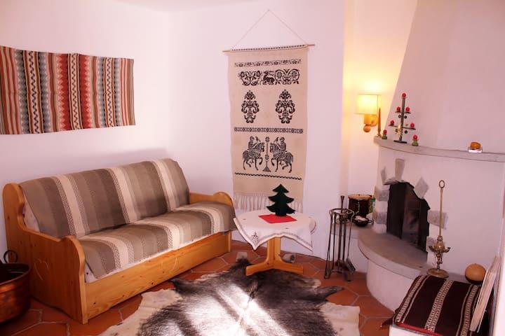 Квартира в 100 метрах от подьемника - Silvaplana