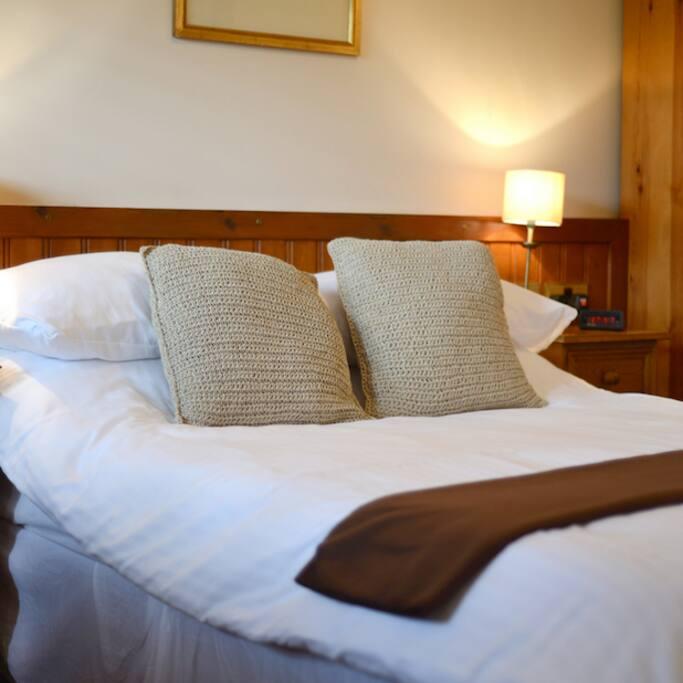 Double room, with en-suite.