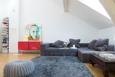 Designer Loft in the middle of Zurich - Zürich - Loft