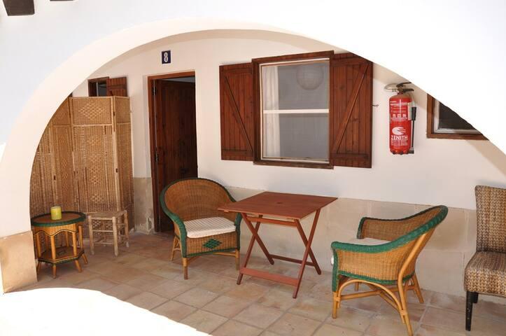 Nice bungalow in Denia, Alicante - Denia - Rumah