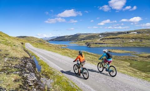 Bo sentralt i herlige Myrkdalen-ski,fjell, sykkel