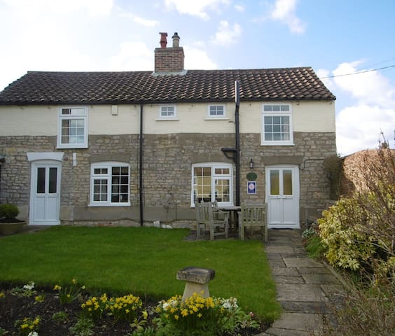 Lovely Detached Cottage in Award Winning Village