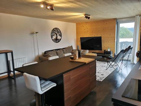 Superbe appartement neuf avec terrasse