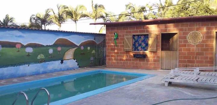 Rancho Pensão Completa em Distrito de Três Rios
