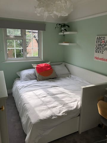 Bedroom 3 can be a double or a single