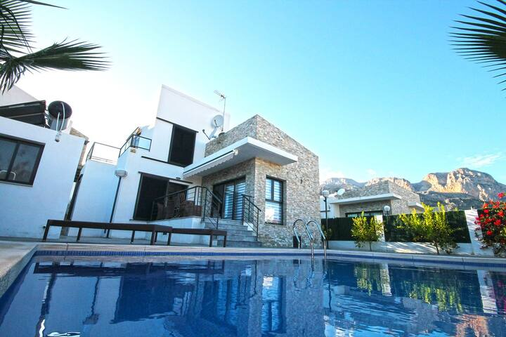 Villa moderna Polop - Polop - Huis